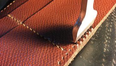 Dạy làm ví da handmade đơn giản cho người mới