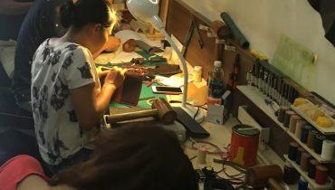 Địa chỉ bán dụng cụ làm đồ da handmade