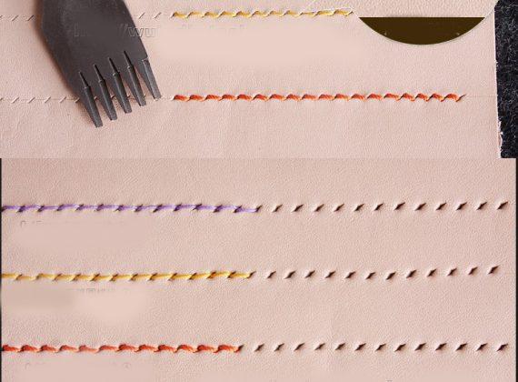 Đục lỗ da và các loại đục thông dụng