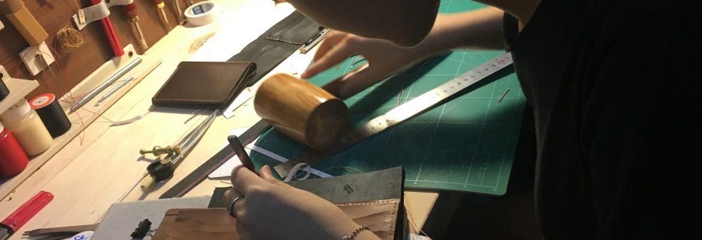 Địa chỉ bán da bò và hướng dẫn làm đồ da thủ công tại cửa hàng