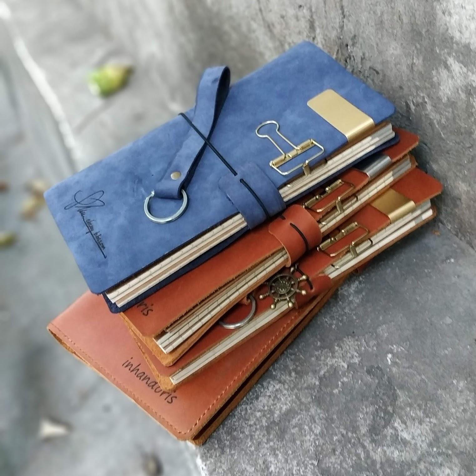 Những lợi ích của cuốn sổ da handmade mà bạn chưa biết!!!