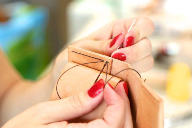 Học làm đồ da Handmade tại Datam.vn