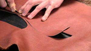 hướng dấn làm đồ da handmade