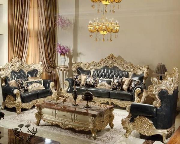 Các mẫu da bọc sofa đẹp, đa dạng
