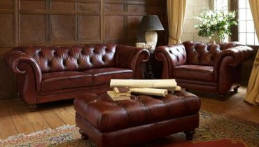 Chia sẻ với bạn kinh nghiệm chọn da bò bọc ghế sofa