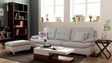 Da bò sofa nhập khẩu 2019 thu hút khách hàng