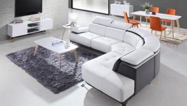 Giá da thật bọc sofa trên thị trường có đắt không?