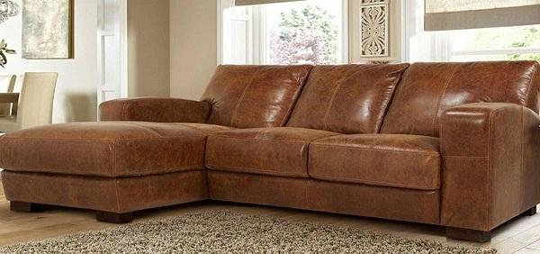 Da bò Italia bọc ghế sofa