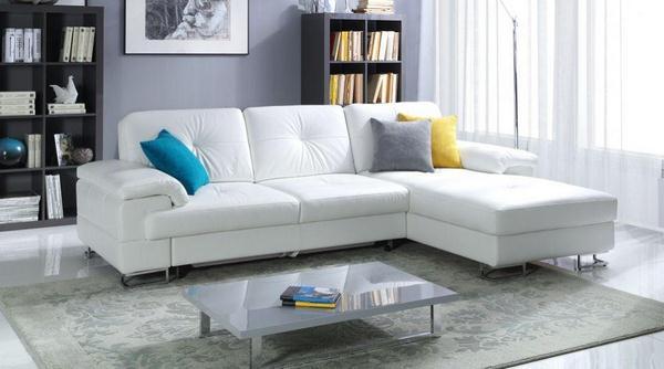 12 màu da thật bọc sofa đẹp nhất theo xu hướng hiện đại