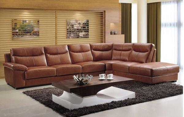Sofa từ da thật nhập khẩu