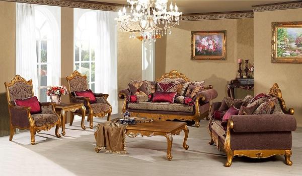 Mẫu da thật bọc ghế sofa đẹp bạn không nên bỏ qua