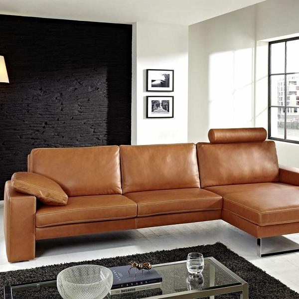 Da bò thật bọc ghế sofa