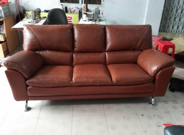 cung cấp da bò bọc ghế sofa ở Hà Nội