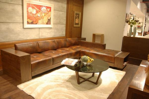 nguyên liệu da bò bọc ghế sofa