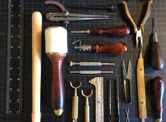 Địa chỉ mua dụng cụ làm đồ da thủ công ở Hà Nội