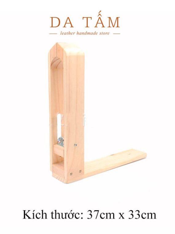 Kẹp gỗ khâu da chuyên dụng