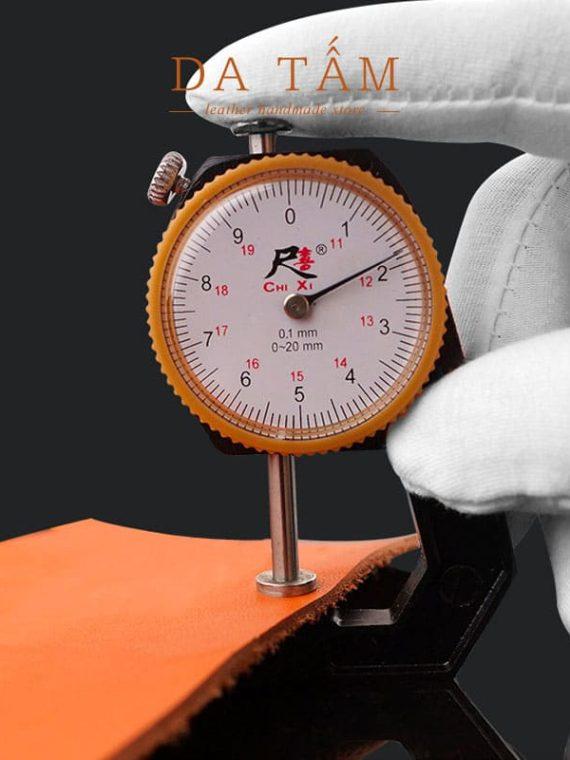 Đồng hồ đo độ dày da