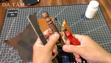 Những dụng cụ làm đồ da nên có với người mới bắt đầu