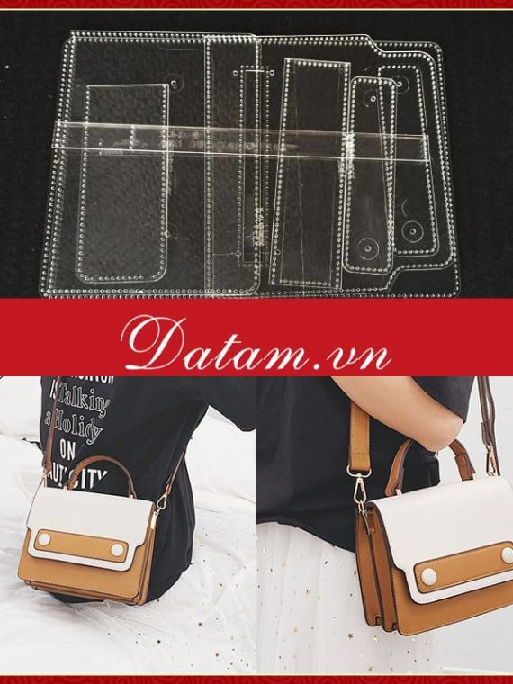 Bản rập thiết kế túi xách nữ
