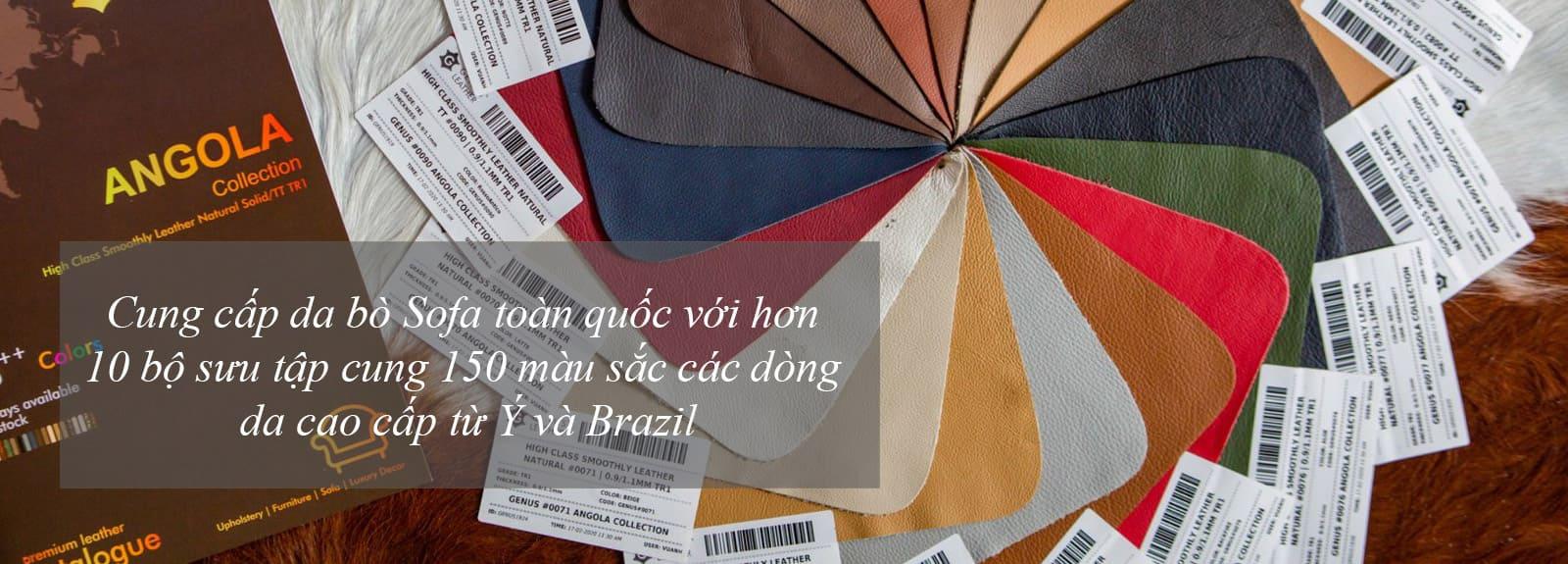 Banner Da bò sofa nguyên liệu